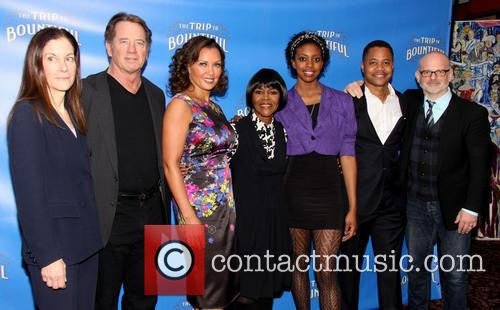 Hallie Foote, Tom Wopat, Vanessa Williams, Cicely Tyson, Cuba Gooding Jr., Condola Rashad and Michael Wilson 4