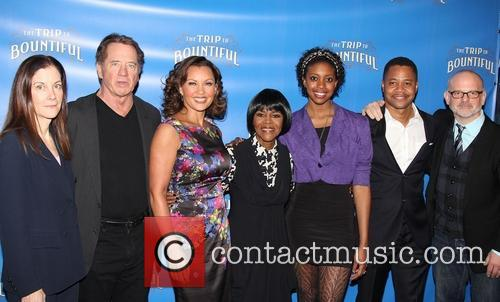 Hallie Foote, Tom Wopat, Vanessa Williams, Cicely Tyson, Cuba Gooding Jr., Condola Rashad and Michael Wilson 1