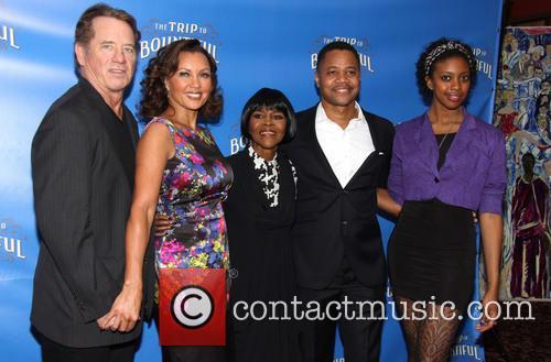 Tom Wopat, Vanessa Williams, Cicely Tyson, Cuba Gooding Jr. and Condola Rashad 4