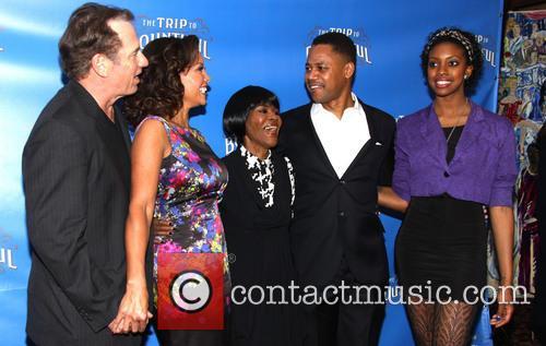Tom Wopat, Vanessa Williams, Cicely Tyson, Cuba Gooding Jr. and Condola Rashad 1