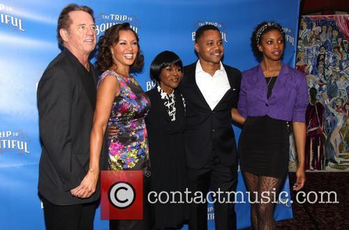 Tom Wopat, Vanessa Williams, Cicely Tyson, Cuba Gooding Jr. and Condola Rashad 5
