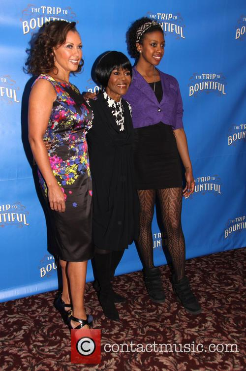 Vanessa Williams, Cicely Tyson, Condola Rashad