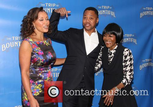 Vanessa Williams, Cuba Gooding Jr. and Cicely Tyson 3