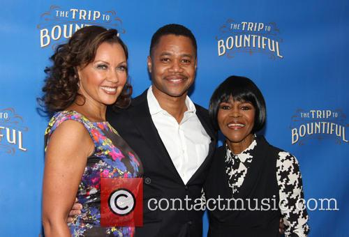 Vanessa Williams, Cuba Gooding Jr. and Cicely Tyson 5