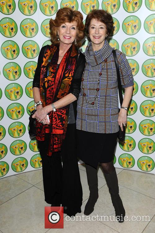 Rula Lenska and Maureen Lipman 3