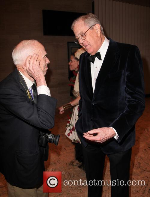 David Koch and Bill Cunningham 1