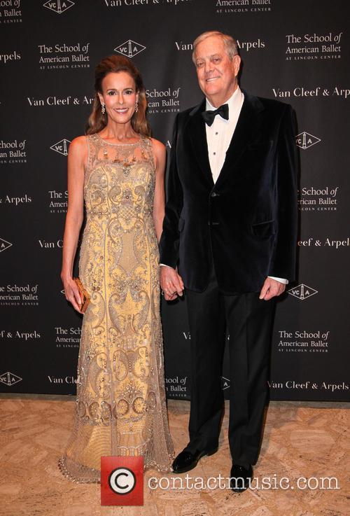 David Koch and Julia Koch 2