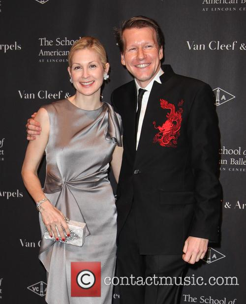 Nicolas Luchsinger and Kelly Rutherford 1