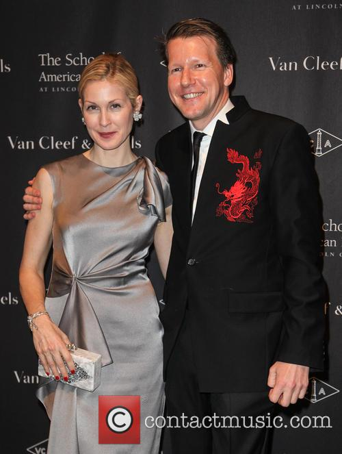 Nicolas Luchsinger and Kelly Rutherford 3