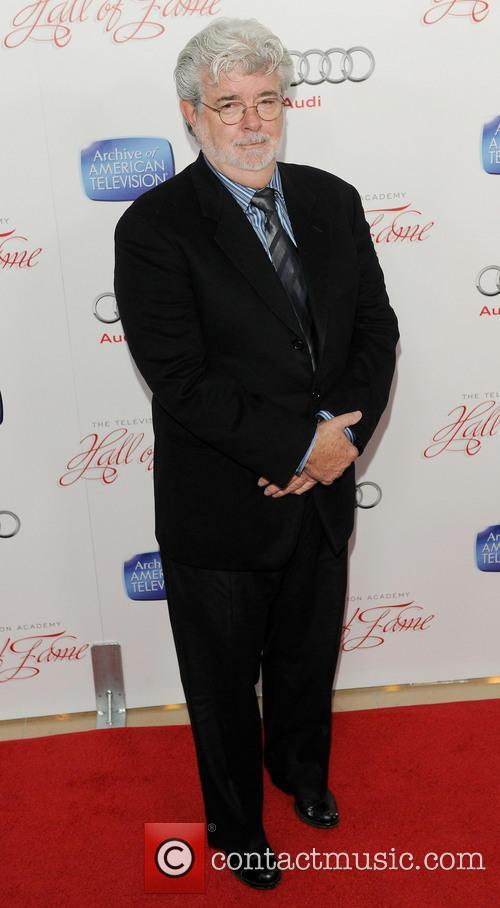 George Lucas, Beverly Hilton Hotel