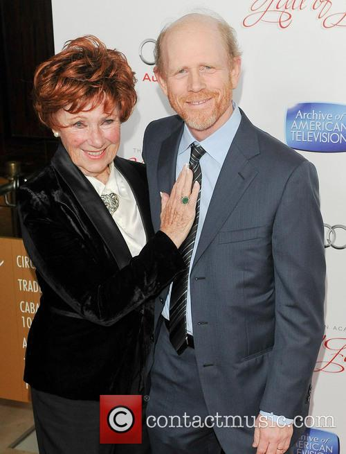 Marion Ross and Ron Howard 5