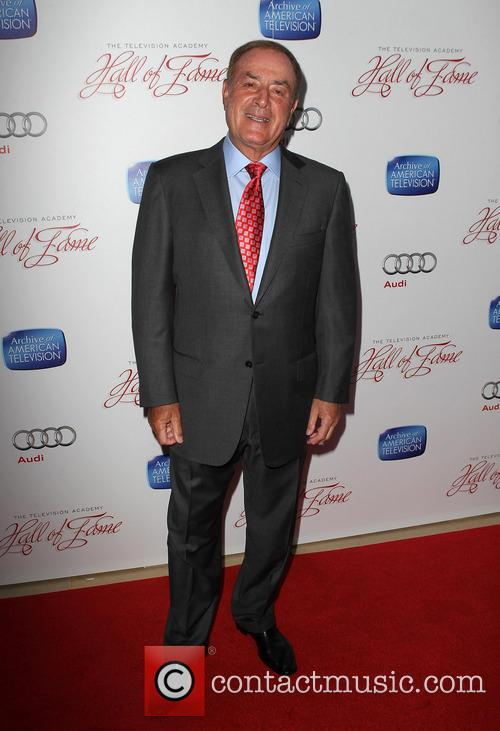 Al Michaels, Beverly Hilton Hotel