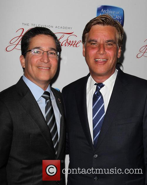 Bruce Rosenblum and Aaron Sorkin 3
