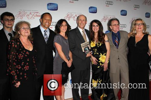 Filla Feinthorth, Skit Feinthorth, Paul Scheskin, Guests, Beverly Hilton Hotel