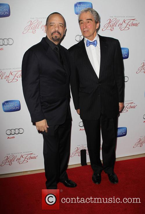 Ice-t and Sam Waterston 4