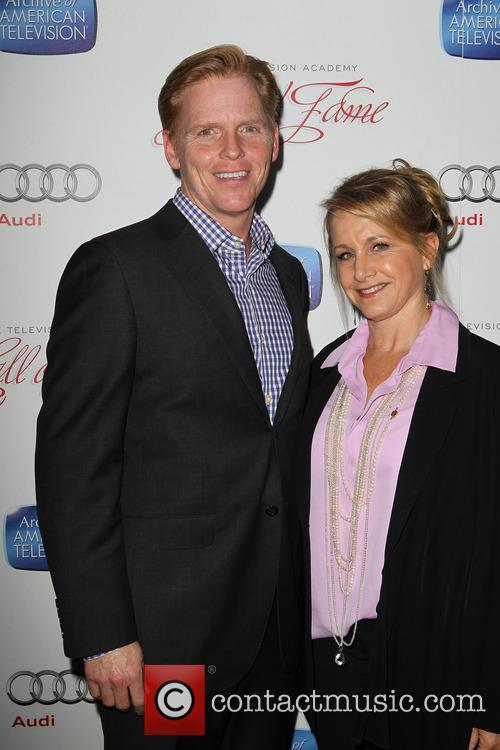 Ned Vaughn and Gabrielle Carteris 2