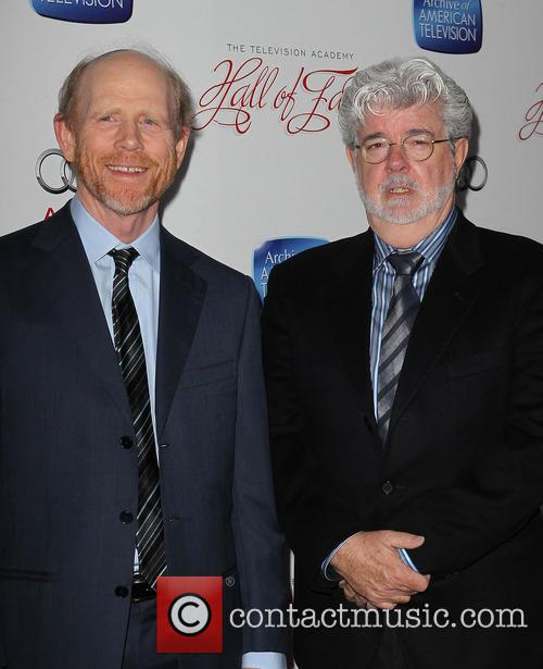 Ron Howard and George Lucas 4