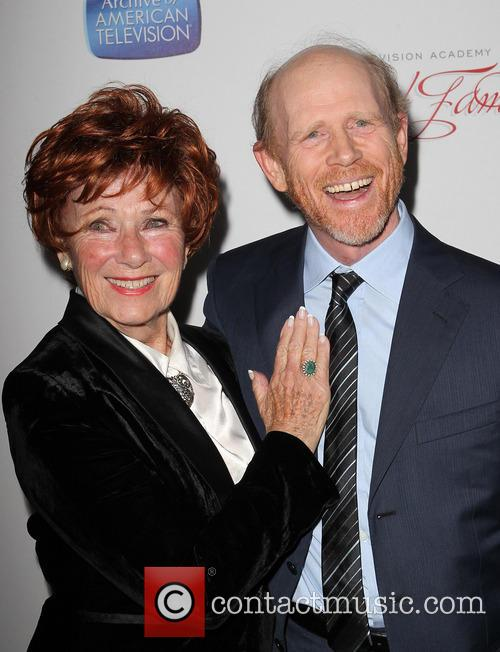 Ron Howard, Marion Ross, Beverly Hilton Hotel