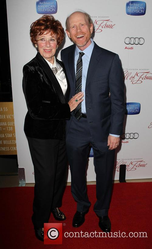 Ron Howard and Marion Ross 1