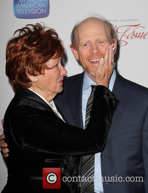 Ron Howard and Marion Ross 4