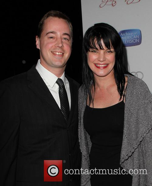 Sean Murray and Pauley Perrette 2