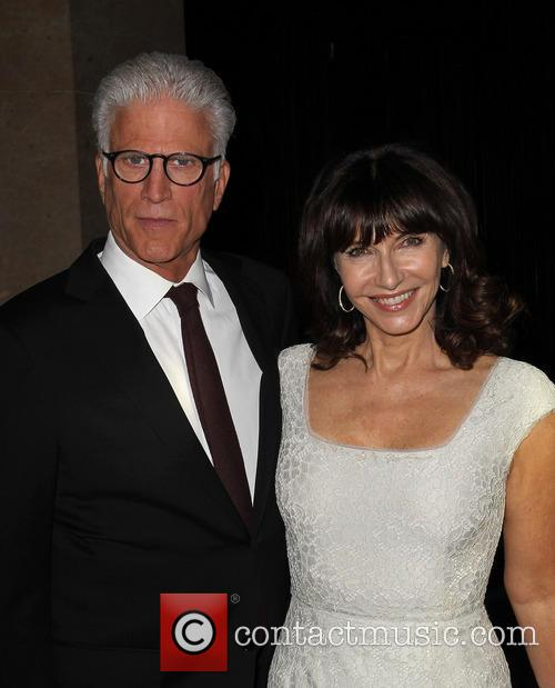Ted Danson and Mary Steenburgen 4
