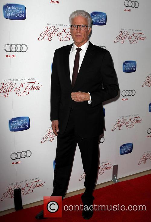 Ted Danson, Beverly Hilton Hotel