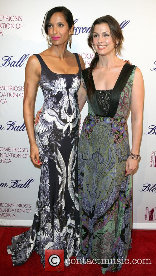 Padma Lakshmi and Bridget Moynahan 5