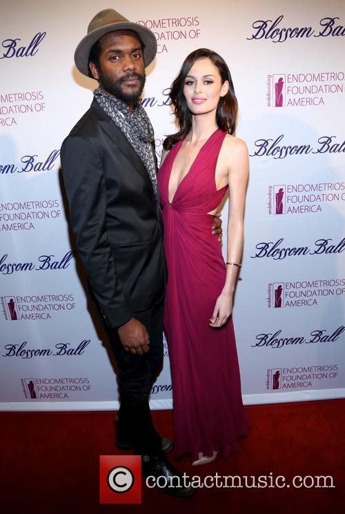 Gary Clark Jr and Nicole Trunfio 1