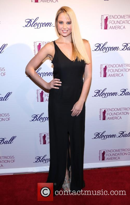 genevieve morton the 5th annual blossom ball 3550492