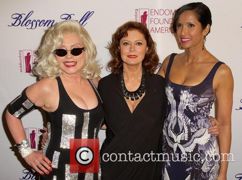 Deborah Harry, Susan Sarandon and Padma Lakshmi 5
