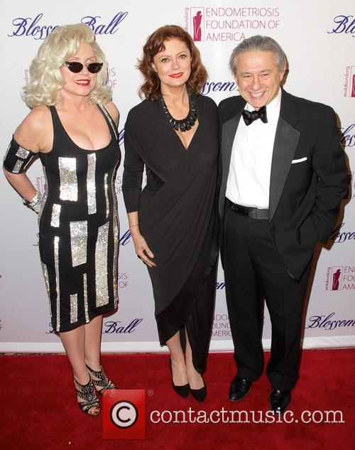 Deborah Harry and Susan Sarandon 10