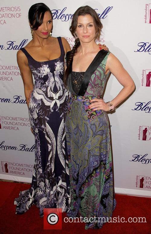Padma Lakshmi and Bridget Moynahan 8