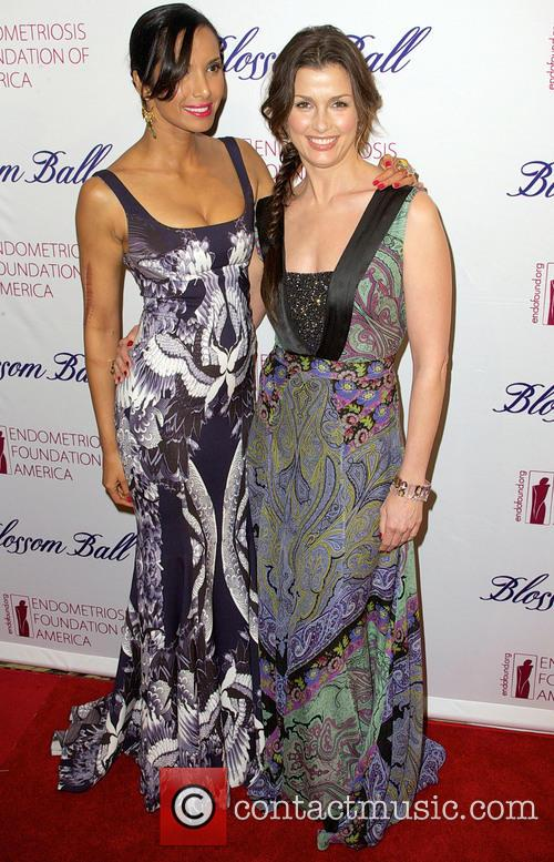 Padma Lakshmi and Bridget Moynahan 10