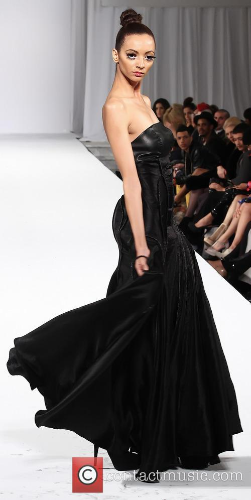 Model Style Fashion Week L A Spring Summer 2013 Ino Soltani Runway 7 Pictures