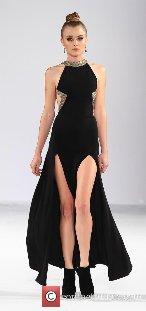 Model Style Fashion Week L A Spring Summer 2013 Ino
