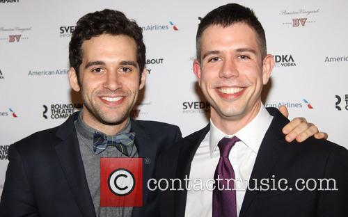 Adam Chanler-berat and Stephen Karam 10