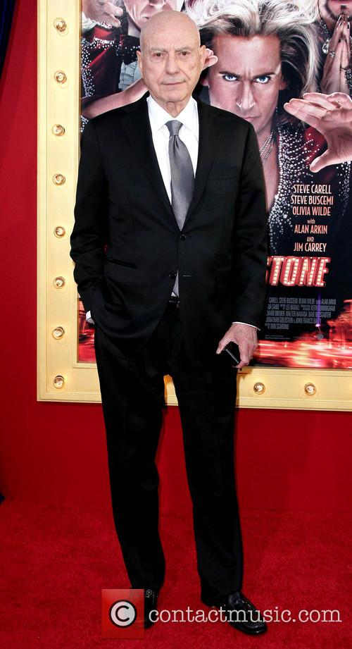 Alan Arkin, TCL Chinese Theatre