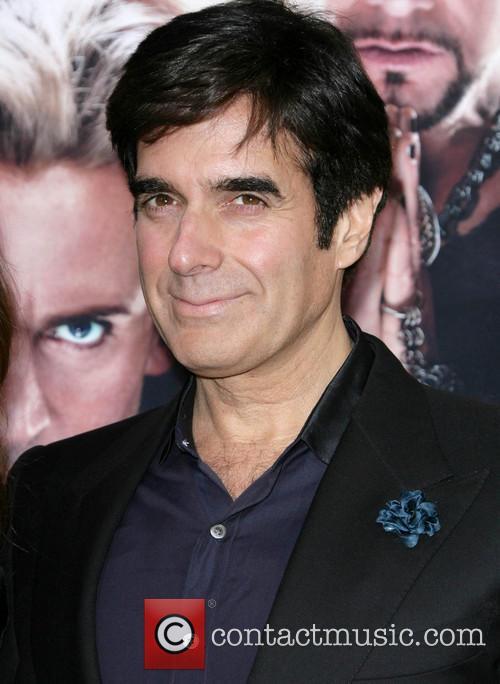 David Copperfield - Magician