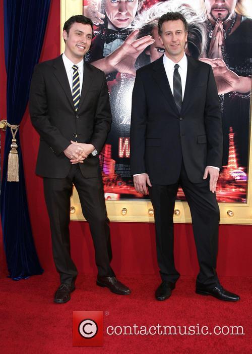 John Francis Daley and Jonathan M. Goldstein - 'The Incredible Burt Wonderstone' screenwriters
