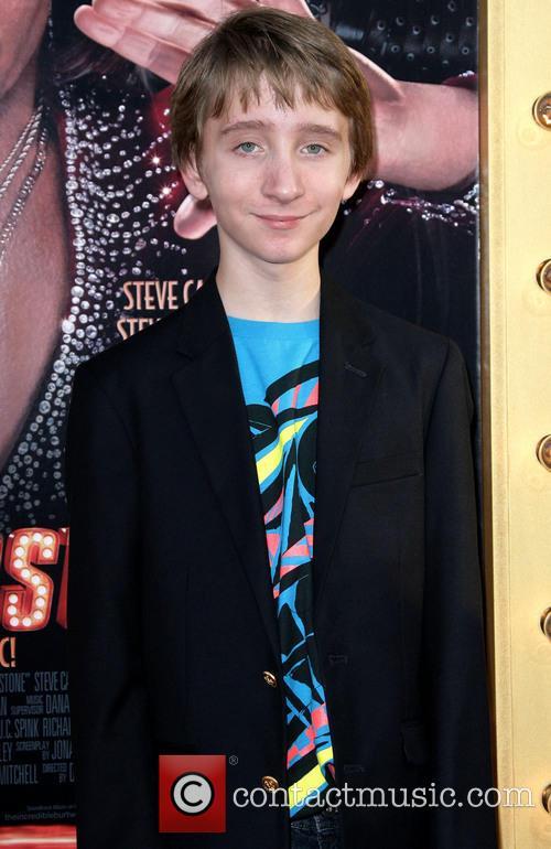 Luke Vanek - young Anton Marvelton