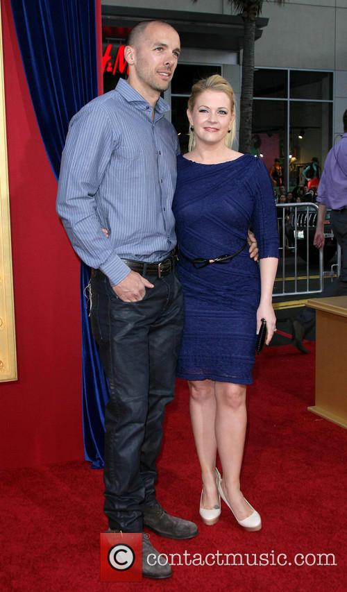 Melissa Joan Hart and Husband Mark Wilkerson 7