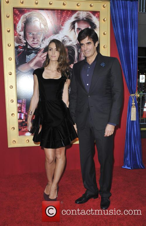 Chloe Gasselin and David Copperfield 3