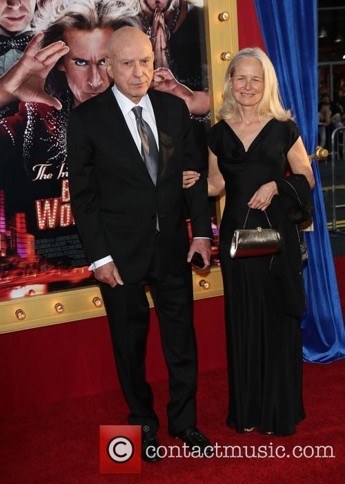 Alan Arkin and Suzanne Newlander Arkin 10