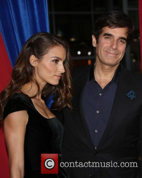 David Copperfield and Chloe Gosselin 7