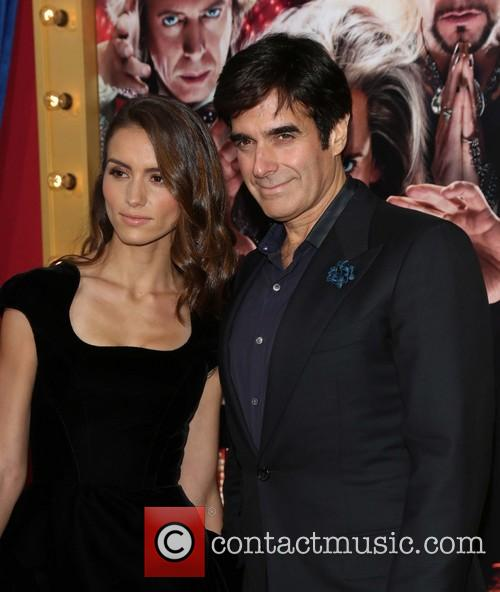 David Copperfield and Chloe Gosselin 1
