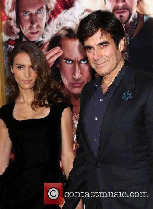 David Copperfield and Chloe Gosselin 9