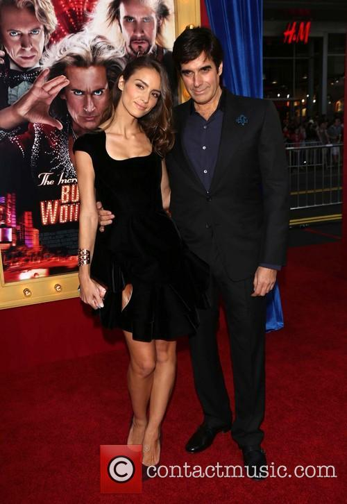 David Copperfield and Chloe Gosselin 10