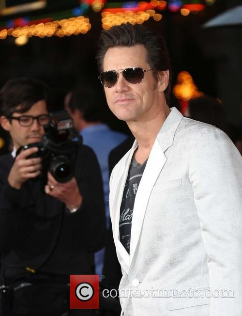 jim carrey los angeles premiere of the 3550274