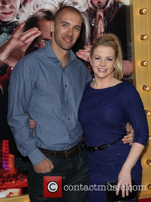 Melissa Joan Hart and Mark Wilkerson 10